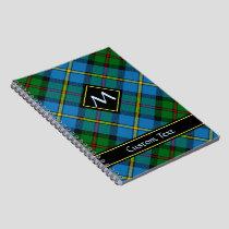 Clan MacLeod Hunting Tartan Notebook