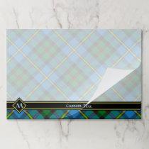 Clan MacLeod Hunting Tartan Paper Pad