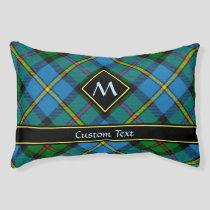Clan MacLeod Hunting Tartan Pet Bed