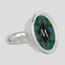 Clan MacLeod Hunting Tartan Ring