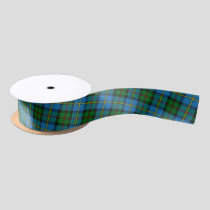Clan MacLeod Hunting Tartan Satin Ribbon