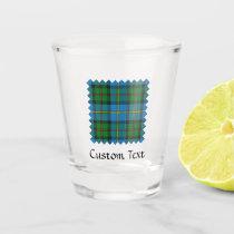Clan MacLeod Hunting Tartan Shot Glass