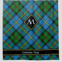 Clan MacLeod Hunting Tartan Shower Curtain
