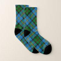 Clan MacLeod Hunting Tartan Socks
