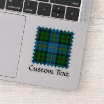 Clan MacLeod Hunting Tartan Sticker