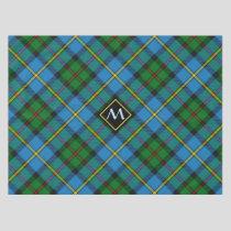 Clan MacLeod Hunting Tartan Tablecloth