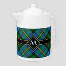 Clan MacLeod Hunting Tartan Teapot