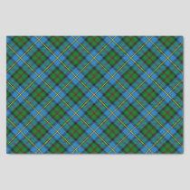 Clan MacLeod Hunting Tartan Tissue Paper