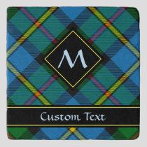 Clan MacLeod Hunting Tartan Trivet