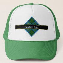 Clan MacLeod Hunting Tartan Trucker Hat