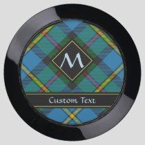 Clan MacLeod Hunting Tartan USB Charging Station