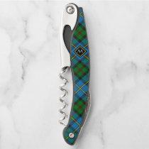 Clan MacLeod Hunting Tartan Waiter's Corkscrew