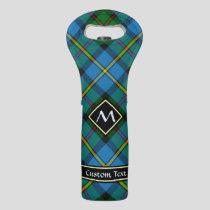 Clan MacLeod Hunting Tartan Wine Bag