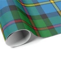 Clan MacLeod Hunting Tartan Wrapping Paper