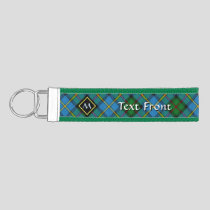 Clan MacLeod Hunting Tartan Wrist Keychain