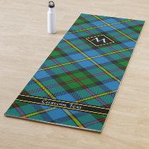 Clan MacLeod Hunting Tartan Yoga Mat