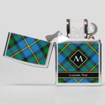 Clan MacLeod Hunting Tartan Zippo Lighter