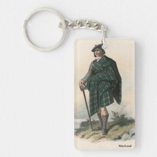 Clan MacLeod Acrylic Key Chains