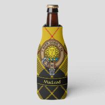 Clan MacLeod of Lewis Crest Bottle Cooler
