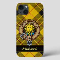 Clan MacLeod of Lewis Crest iPhone 13 Case