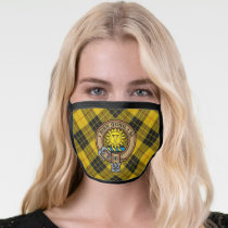Clan MacLeod of Lewis Crest Face Mask