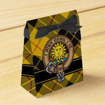 Clan MacLeod of Lewis Crest Favor Box