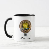 Clan MacLeod of Lewis Crest Mug