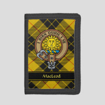 Clan MacLeod of Lewis Crest Trifold Wallet