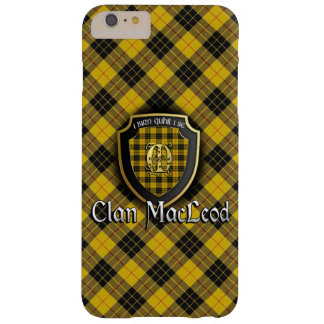 Clan MacLeod of Lewis Scottish Dynasty iPhone 6 Barely There iPhone 6 Plus Case
