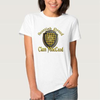 Clan MacLeod of Lewis Scottish Proud Shirts