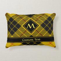 Clan Macleod of Lewis Tartan Accent Pillow