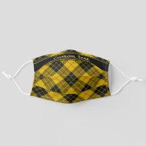 Clan Macleod of Lewis Tartan Adult Cloth Face Mask