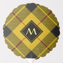 Clan Macleod of Lewis Tartan Balloon