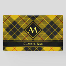 Clan Macleod of Lewis Tartan Banner