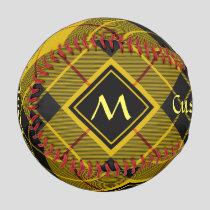 Clan Macleod of Lewis Tartan Baseball