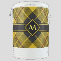 Clan Macleod of Lewis Tartan Beverage Cooler