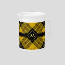 Clan Macleod of Lewis Tartan Beverage Pitcher