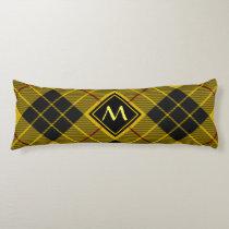 Clan Macleod of Lewis Tartan Body Pillow