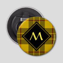 Clan Macleod of Lewis Tartan Bottle Opener