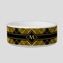 Clan Macleod of Lewis Tartan Bowl