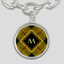 Clan Macleod of Lewis Tartan Bracelet