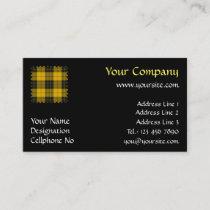 Clan Macleod of Lewis Tartan Business Card