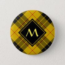 Clan Macleod of Lewis Tartan Button