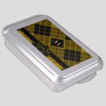 Clan Macleod of Lewis Tartan Cake Pan