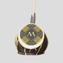 Clan Macleod of Lewis Tartan Cake Pops