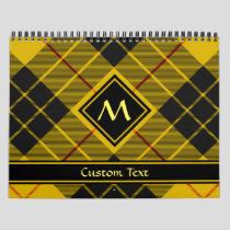Clan Macleod of Lewis Tartan Calendar