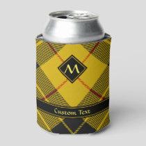 Clan Macleod of Lewis Tartan Can Cooler