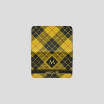 Clan Macleod of Lewis Tartan Card Holder