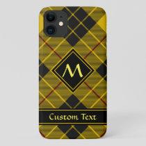 Clan Macleod of Lewis Tartan iPhone 11 Case