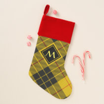 Clan Macleod of Lewis Tartan Christmas Stocking
